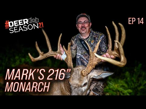 """Mark Drury's 216"""" Iowa Giant, The Full Story For Disappearing Act 