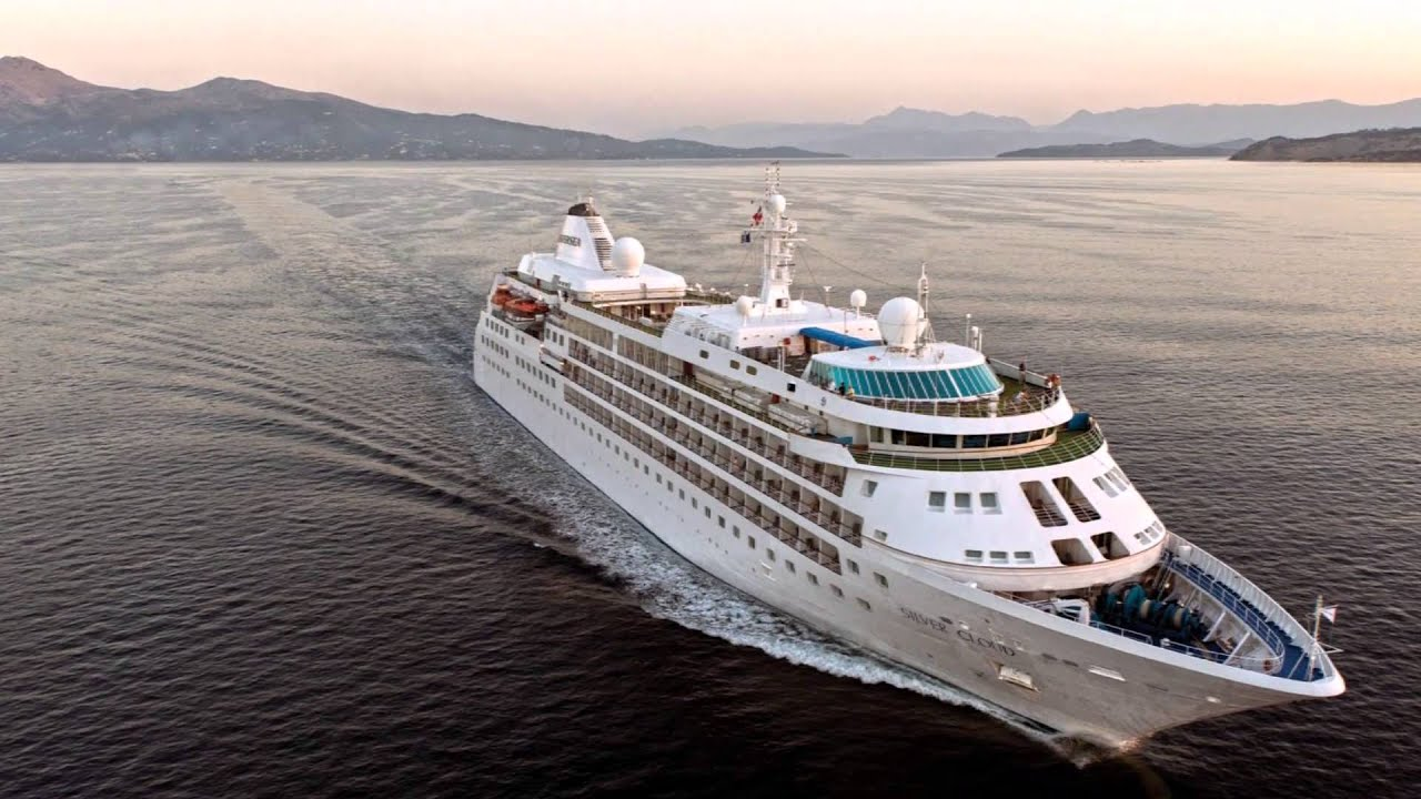 WORLD CRUISES - Silversea Cruises 2017-2018-2019-2020 - YouTube