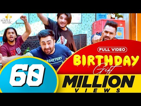 Birthday Gift Full Video Sharry Mann  Mistabaaz  Kaptaan  Gold Media Latest Punjabi Songs 2020