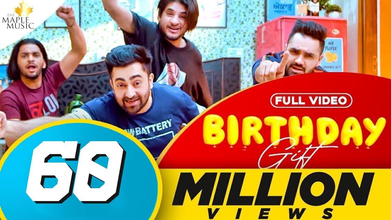 Birthday Gift (Full Video) Sharry Mann | Mistabaaz | Kaptaan | Gold Media |Latest Punjabi Songs 2020