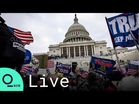 LIVE: National Security Officials Testify Before Senate Panels on Jan. 6 Capitol Riot - Bloomberg Quicktake: Now