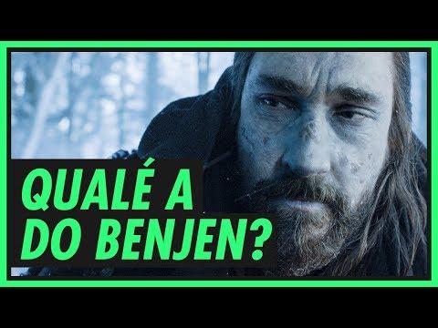 Qualé a do Benjen Stark? | GAME OF THRONES