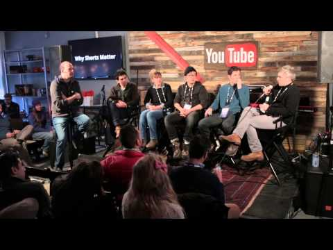 Why Shorts Matter - Sundance Film Festival 2014 #YoutubeSundance