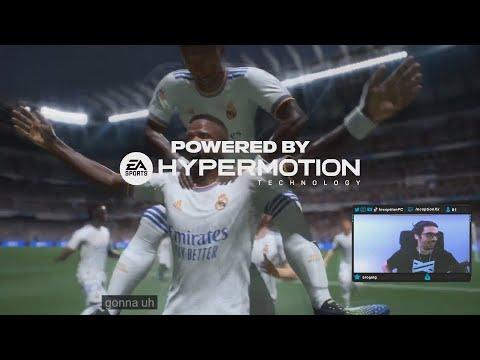 FIFA 22 |官方揭示预告片 REACTION* 游戏玩法、终极团队、超动技术