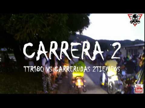 AKT TTR180 VS CARRERUDAS 2TIEMPOS (AX,RX Y DT) - TRACK DAY