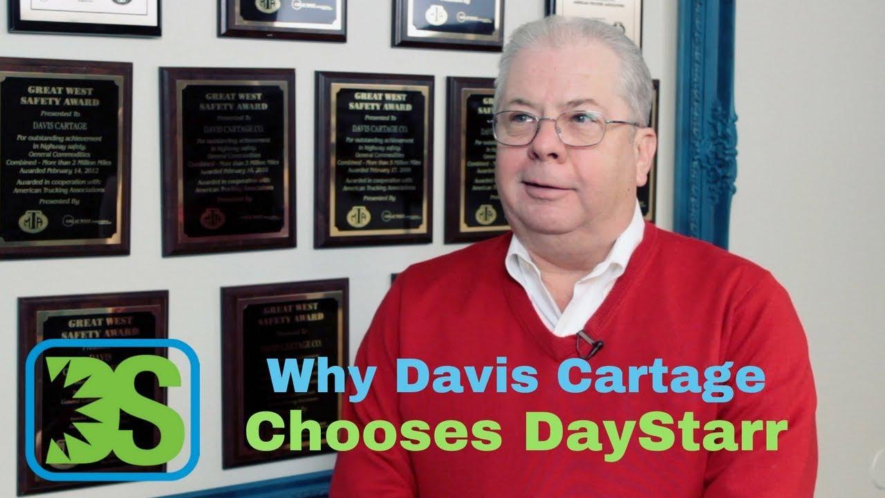 DayStarr Communications - Why Davis Carthage Chooses DayStarr
