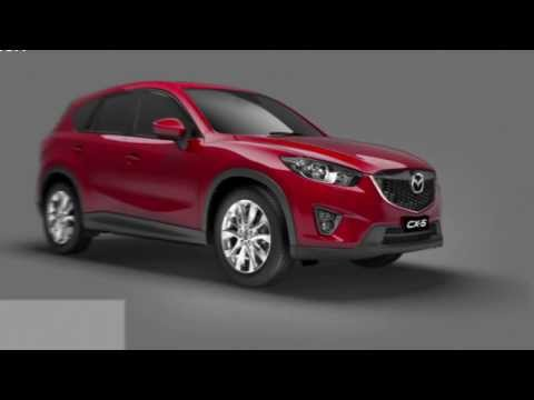 Mazda CX-5 Infographic