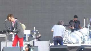 Phoenix - SOS In Bel Air Rock Werchter 2013 HD