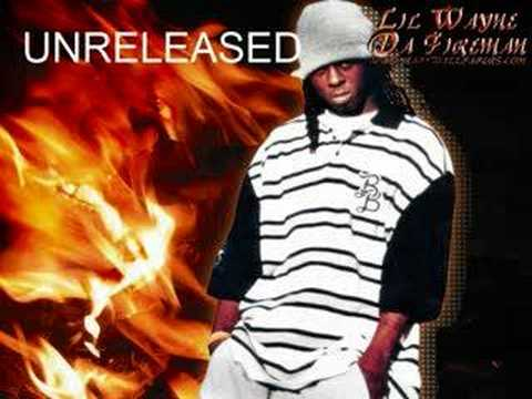 Fireman UNRELEASED VERSION- Lil Wayne