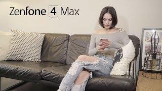 Meet the ZenFone 4 Max series | ASUS