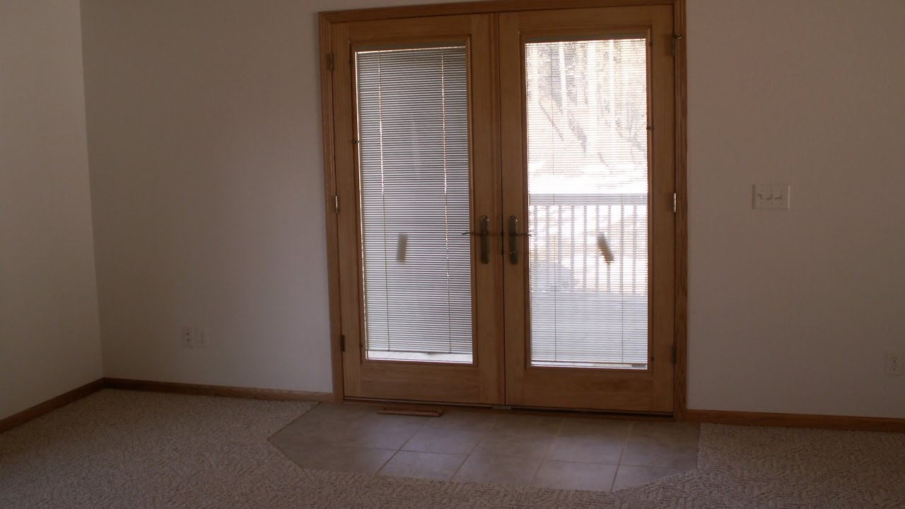 Merveilleux Patio Doors With Built In Blinds
