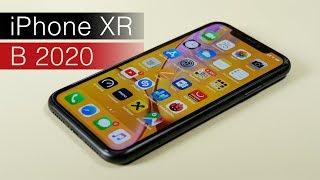 iPhone Xr в 2020 году - стоит ли брать? Мой опыт использования iPhone Xr в полтора года!