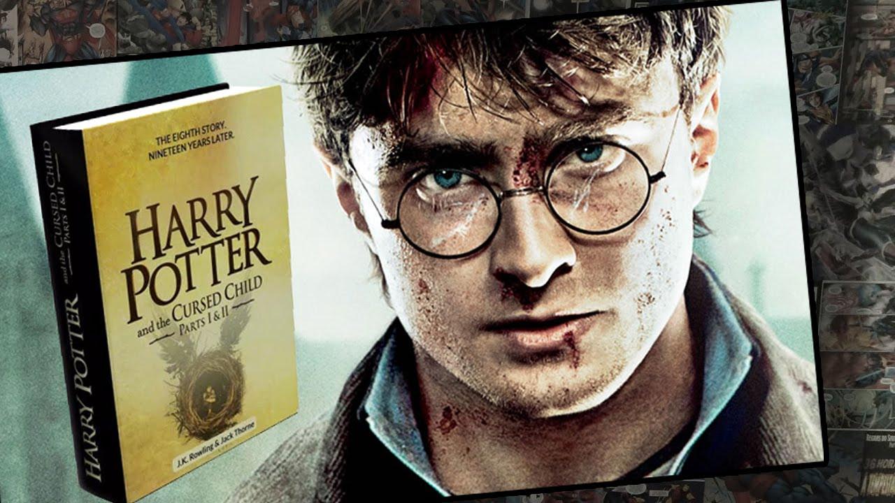 Resultado de imagem para Harry Potter e a Criança Amaldiçoada