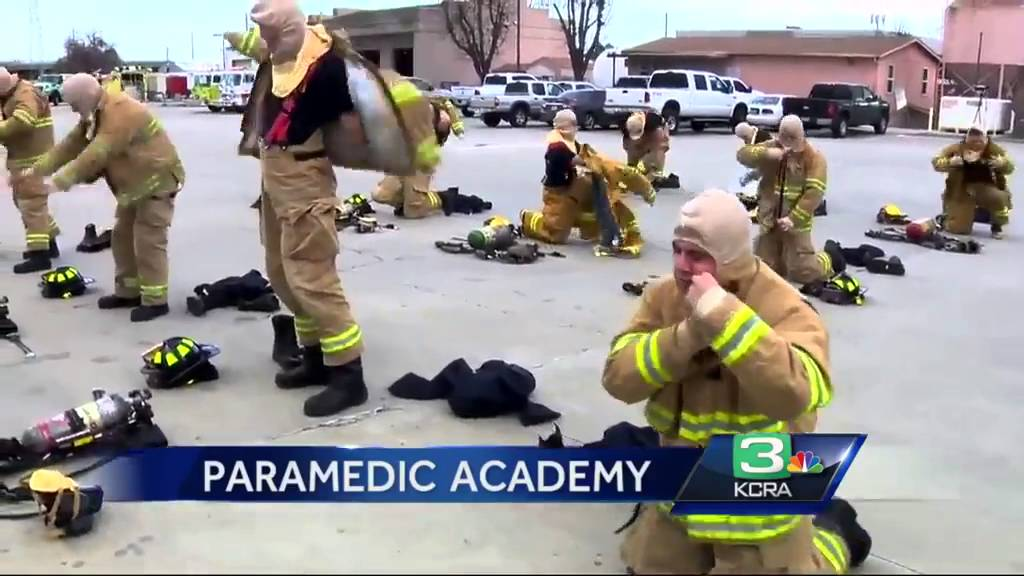 Modesto welcomes first paramedic-only academy recruits