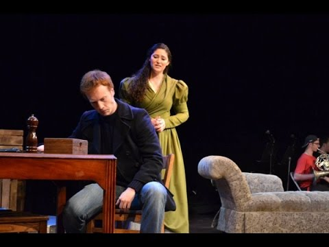Ezra Donner: 'Ile,' a sung drama in one act produced by New Voices Opera
