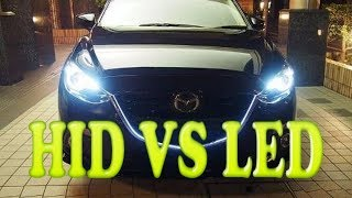 HID Xenón VS LED ¿Cual Es Mejor? Aquí La Respuesta A tu Pregunta Video