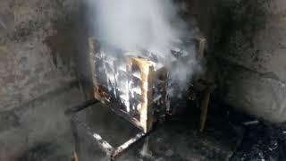 видео Срок годности огнетушителя ОП, ОУ - порошковый, автомобильный огнетушитель