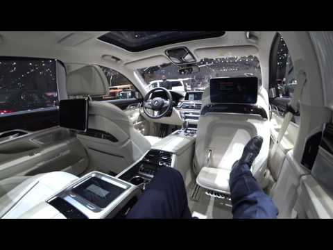 [4k] EXECUTIVE LOUNGE BMW M760Li xDrive with M Sport package SUPERLUXURY