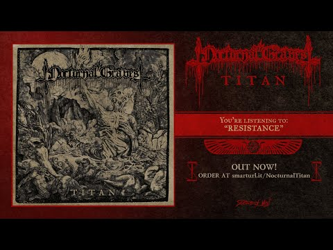 Nocturnal Graves - Titan (2018) Full album
