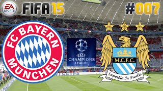 FIFA 15 #007 FC Bayern Manchester City ★ Champions League ★ Let