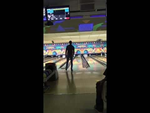 The best bowling shot in Alaska