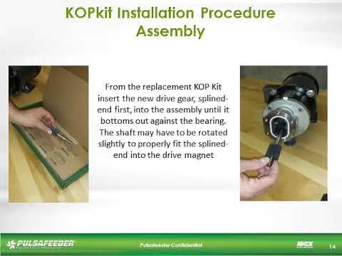 Eclipse E12 KOP Kit Replacement