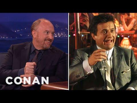 Louis C.K.: Joe Pesci Thinks I Suck  - CONAN on TBS