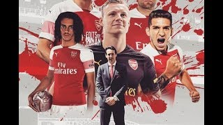 "Arsenal - Season Promo 18/19 - ""Whispers"""