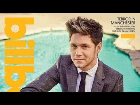 Niall Horan photoshoot Billboard Magazine 2017 [ Videos and Pictures ]