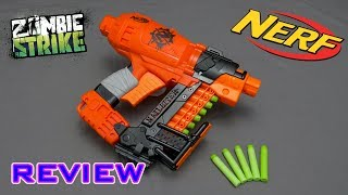 [REVIEW] Nerf Zombie Strike Nailbiter | Semi Auto SPRINGER!?