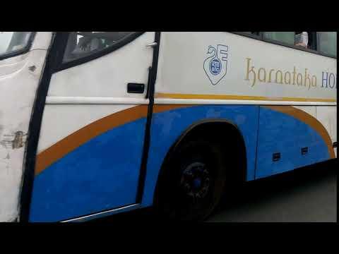 kstdc bus - karnataka holidays bus