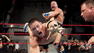 Kurt Angle makes WWE Legends tap out: WWE Playlist