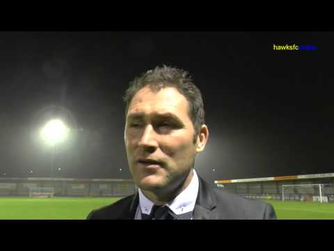 Havant & Waterlooville v Canvey Island  FAC Replay goals & reaction