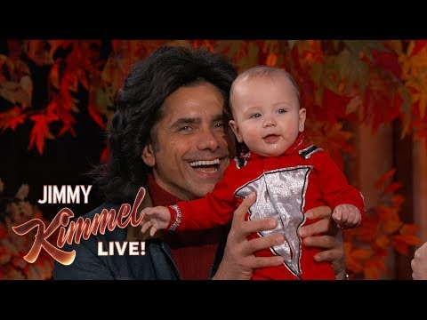 John Stamos Has an ADORABLE Baby