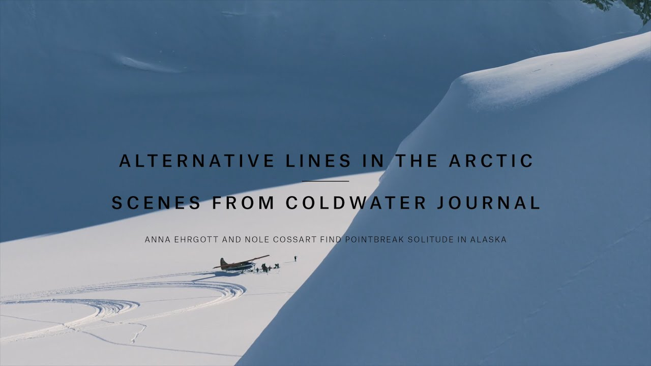 Alternative Lines in the Arctic | Scenes From Coldwater Journal