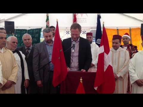 First Moroccan Cultural Week in Denmark - Speech of Deputy Mayor of Copenhagen