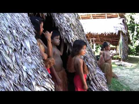 Amazon Yagua Village
