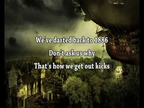 Abney Park - Steampunk Revolution (+ Lyrics)