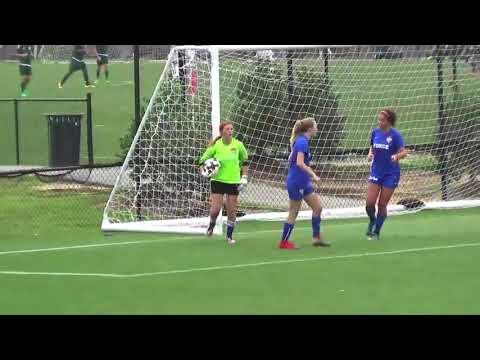 Edye Jane Carr--Goalie II