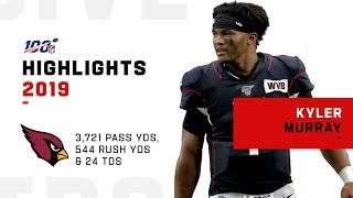 Kyler Murray Full Rookie Season Highlights | NFL 2019