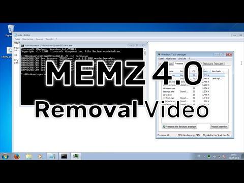 MEMZ 4.0 - Removal Video