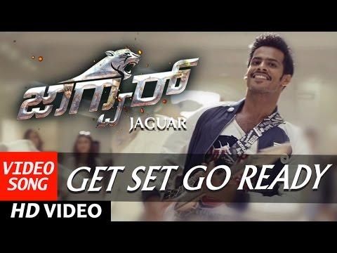 Jaguar Kannada Movie Songs | Get Set Go...