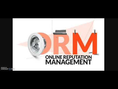 why is online reputation management is necessary for yourbrand?