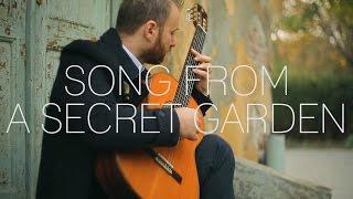 Song from a Secret Garden [Fingerstyle guitar cover - Clauss]
