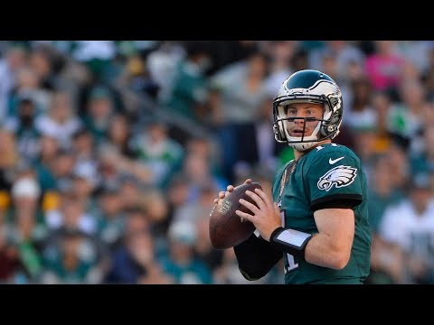 Carson Wentz helping Eagles by spreading ball around