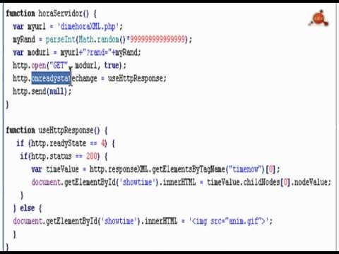 02.- Curso VideoTutoriales Ajax: Anatomía de una aplicación Ajax ...