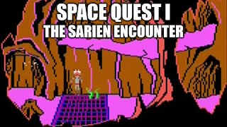 Space Quest I playthrough