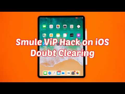 Smule ViP Hack On IPhone | Doubts Clearing