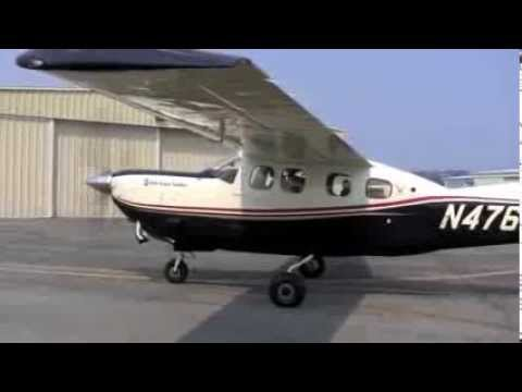 Cessna P210 Silver Eagle Turbine Hot Start
