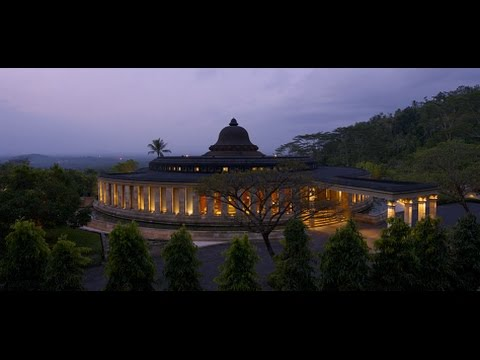 Amanjiwo Resort, Borobudur, Magelang, Central Java, Indonesia
